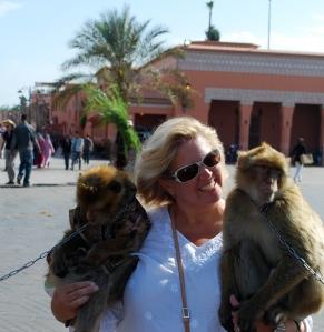 The Main Plaza, Marrakech, Morocco
