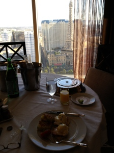 Breakfast with a view of Paris.©Jean Janssen
