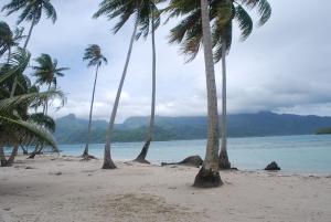 a motu in French Polynesia©Jean Janssen