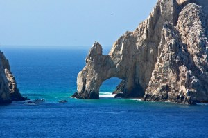 The iconic symbol of Cabo San Lucas, El Arco