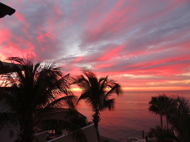 Dawn our first morning in Cabo (day two).  Cabo San Lucas, Baja, Mexico ©Robert Kochman