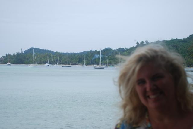 Natasha checks out the Society Islands of French Polynesia