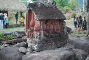 Ceremonial Grounds, Nuku Hiva, Marquesas, French Polynesia ©Jean Janssen