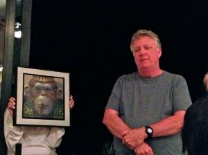 We were honored to have the infamous Bob Kochman of Kochman Worldwide on our trip.©Jean Janssen