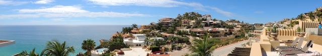Its a rough life, but someone has to live it.  Our view from Villa Gran Vista, Pedregal, Cabo San Lucas, Baja, Mexico.©Robert Kochman