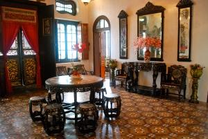 Pinang Peranakan Mansion Georgetown, Penang, Malaysia ©Jean Janssen