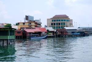 One of the Chinese Clan Jetties, Penang, Malaysia ©Jean Janssen