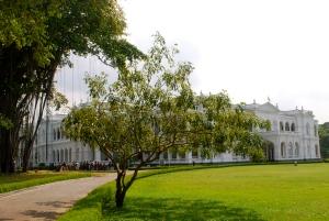National Museum in Colombo, Sri Lanka. ©Jean Janssen