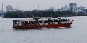 Public ferry, Kochi, India ©Jean Janssen