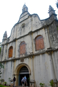 St. Francis Church, Fort Kochi, India ©Jean Janssen