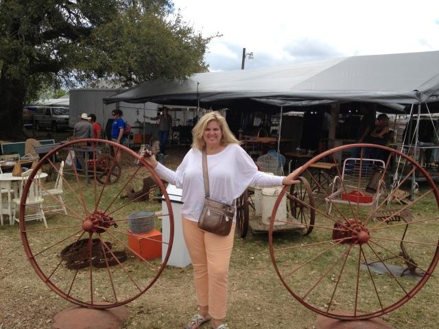 Natasha tackles Warrenton, Texas