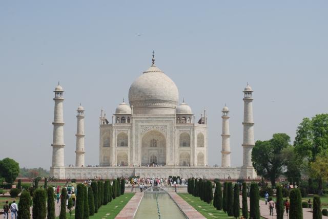 The Taj Mahal, Agra, India. ©Jean Janssen
