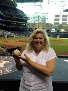 Natasha and her Astro's Inaugural Season official ball. ©Ann Janssen