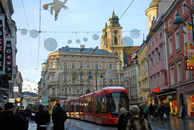 Linz, Austria ©Jean Janssen