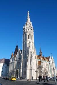 St. Matthias Church, Budapest