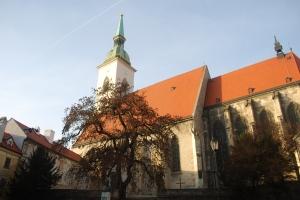 The Coronation Church, Bratislava,Slovakia ©Jean Janssen