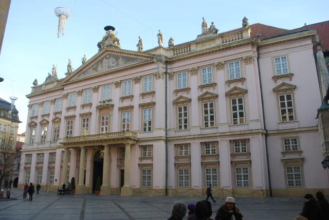 The mayor's home and city museum.  Bratislava, Slovakia ©Jean janssen