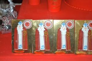 A typical St. Nicholas Day gift in Austria. ©Jean Janssen