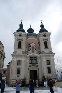 The Church at Christkindl, Austria ©Jean Janssen