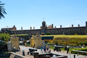 Castle of Good Hope, Cape Town, South Africa ©Jean Janssen