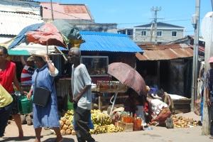 City Market, Fort Dauphin, Madagascar ©Jean Janssen