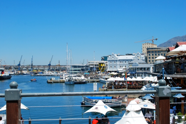 Victoria and Alfred (not Albert as you might expect) waterfront, Cape Town, South Africa ©Jean Janssen