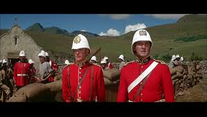 The film Zulu, 1964, told the story of Rorke's Drift.  It was Michael Caine's first film.