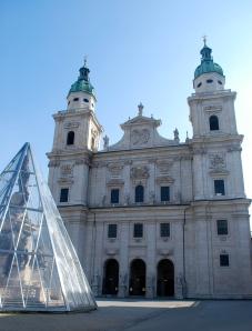Salzburg Cathedral ©Jean Janssen
