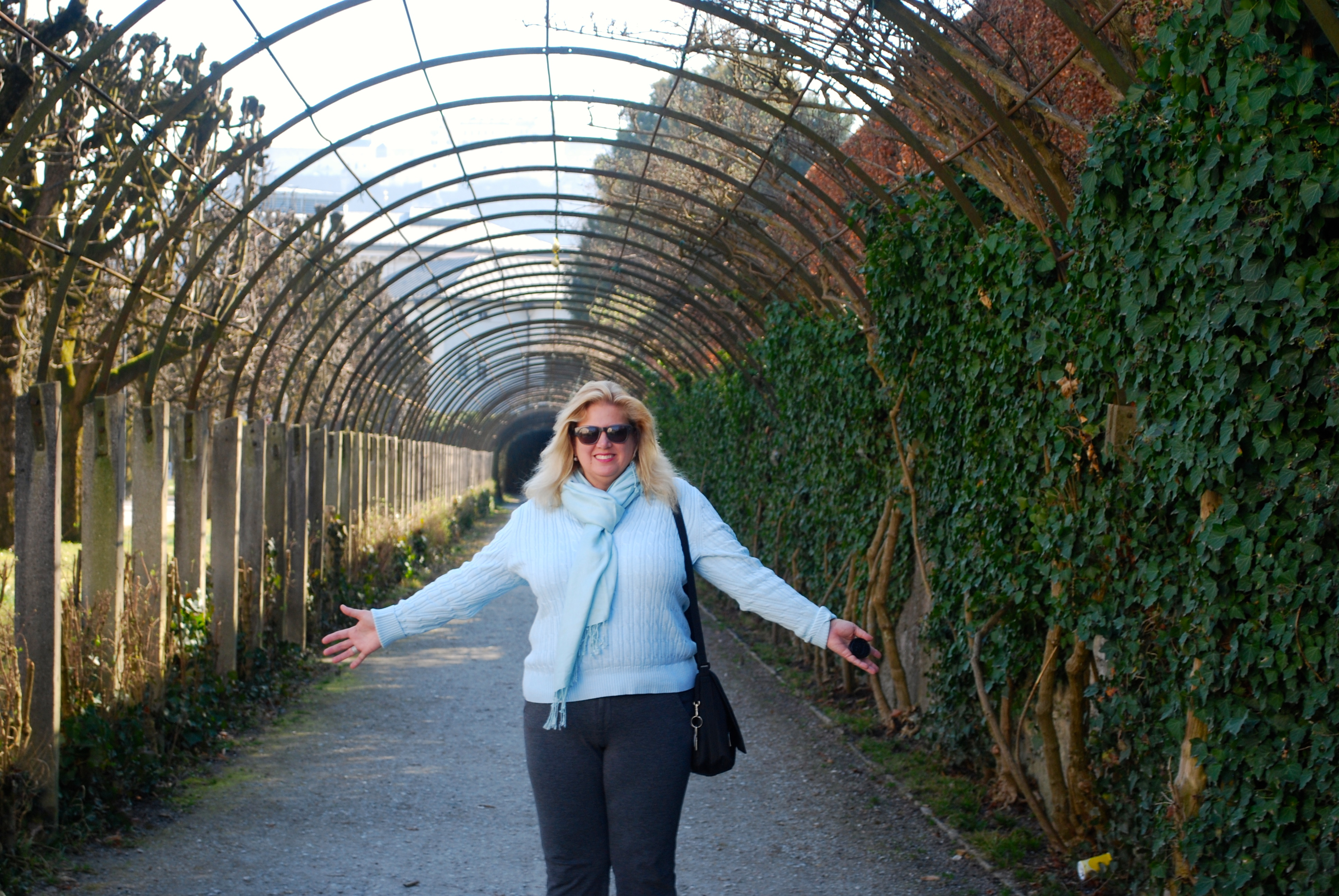 Gardens By Maria: The Monks Brew Beer In Salzburg