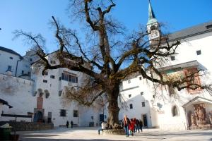 Interior of the Fortress, Salzburg. ©Jean Janssen