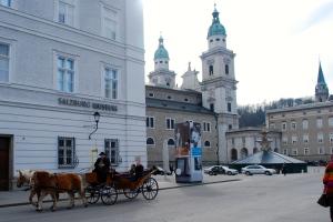 The traditional way to tour Salzburg, Austria ©Jean Janssen