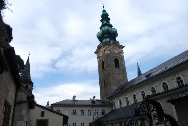 St. Peter's, Salzburg, Austira ©Jean Janssen