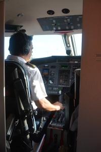 ©Jean Janssen great seat on our bush flight to the Jongamero air strip, Tanzania