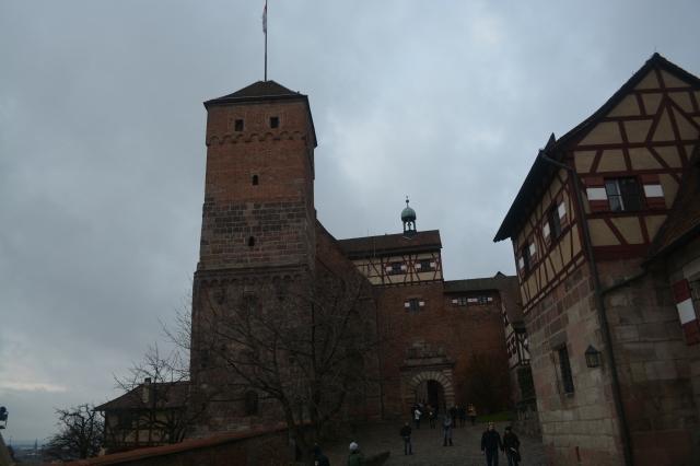 Nuremberg Castle, Nuremberg Germany ©Jean Janssen