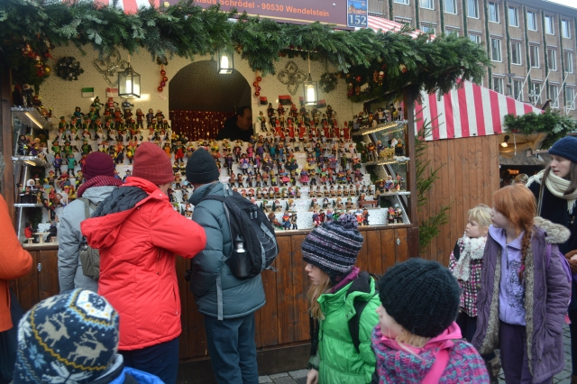 Nuremberg Christmas Market, Germany ©Jean Janssen