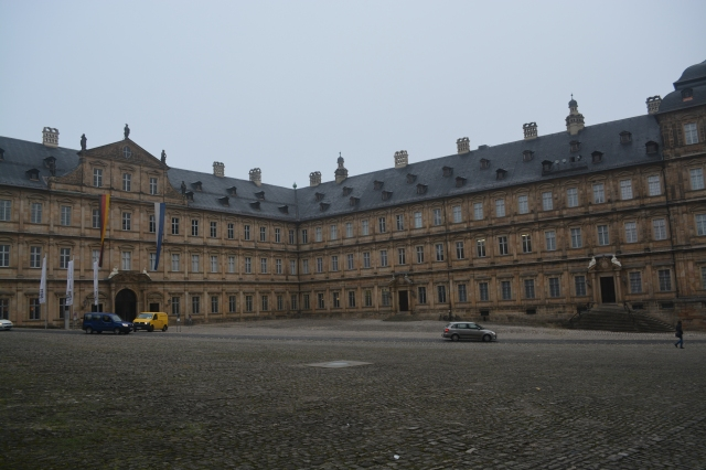 "The ""New"" Residence, the bishop's home, Bamberg, Germany ©Jean Janssen"
