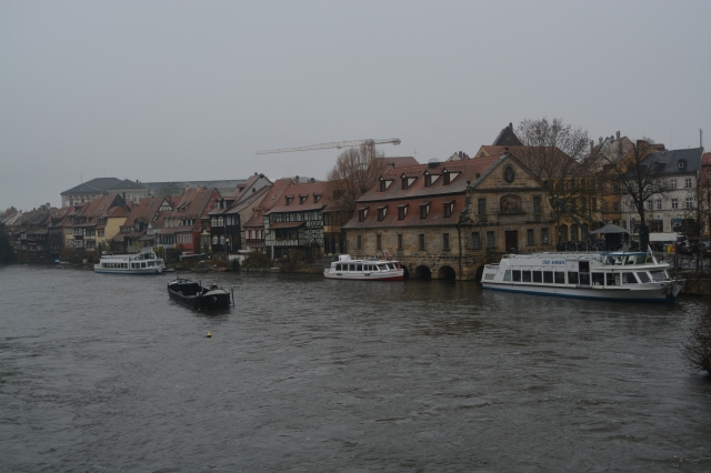 Little Venice, Bamberg Germany