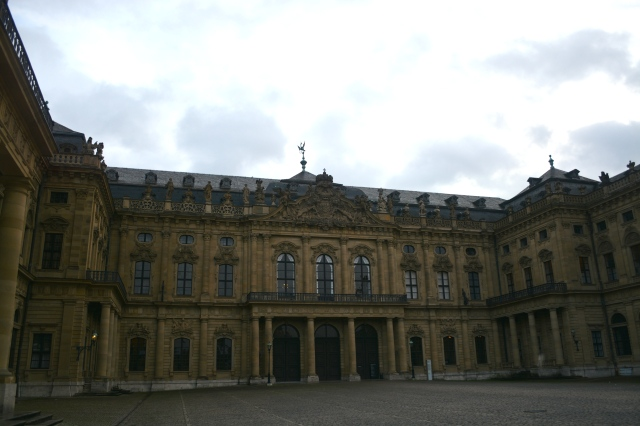 The Residence, home of the Prince Bishops, Wurzburg, Germany ©Jean Janssen