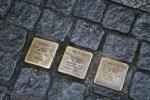 Holocaust markers, Wurzburg, Germany ©Jean Janssen