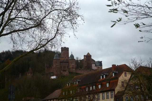 Burg Wertheim ©Jean Janssen