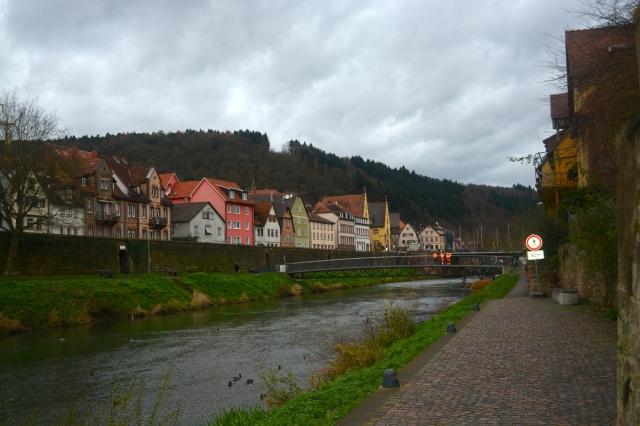 Along the Tauber River, Wertheim, Germany ©Jean Janssen