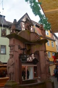 Angel's Well, Wertheim, Germany ©Jean Janssen