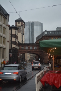 Frankfurt, Germany-old and new ©Jean Janssen