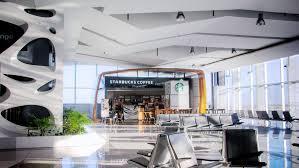 New Terminal at the Los Cabos airport.