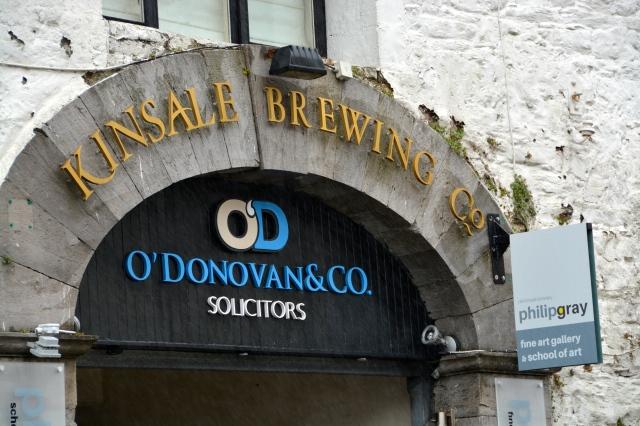 A winning office combination in converted stables in Kinsale, County Cork, Ireland ©Jean Janssen