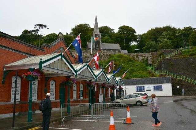 Cobh Heritage Museum and village church, Cobh, Ireland ©Jean Janssen
