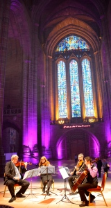 The Liverpool Anglican Cathedral  ©Jean Janssen