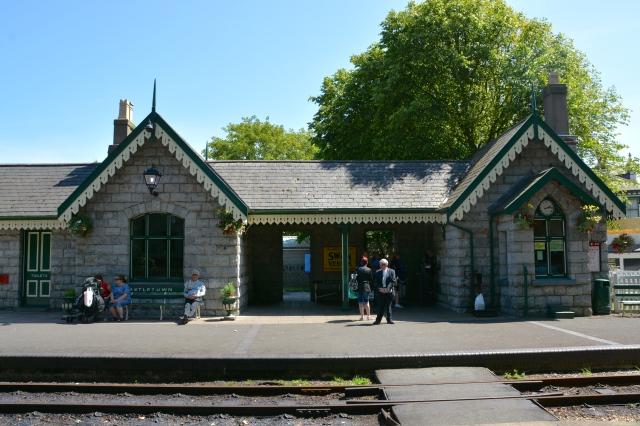 Castletown Steam Train Station, Isle of Man ©Jean Janssen