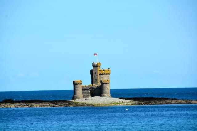 Tower of Refuge, Douglas Bay, Isle of Man ©Jean Janssen
