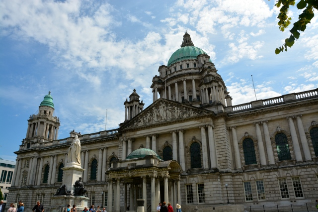 City Hall, Belfast, Northern Ireland ©Jean Janssen